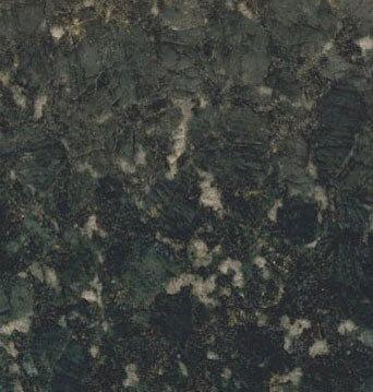 Green Butterfly Granite