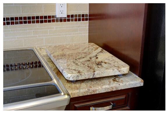 Quartz versus Granite Countertop