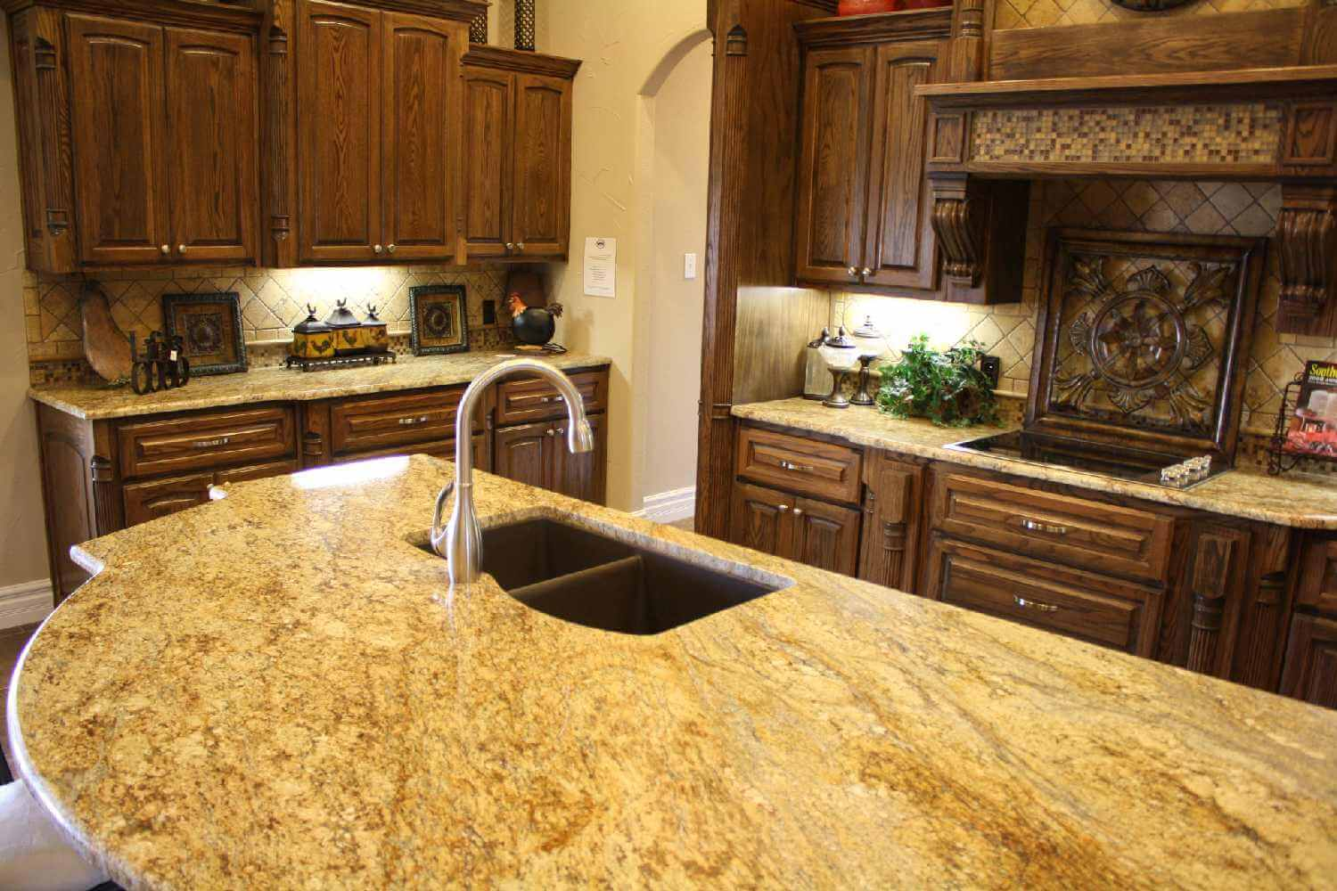 modern granite countertops