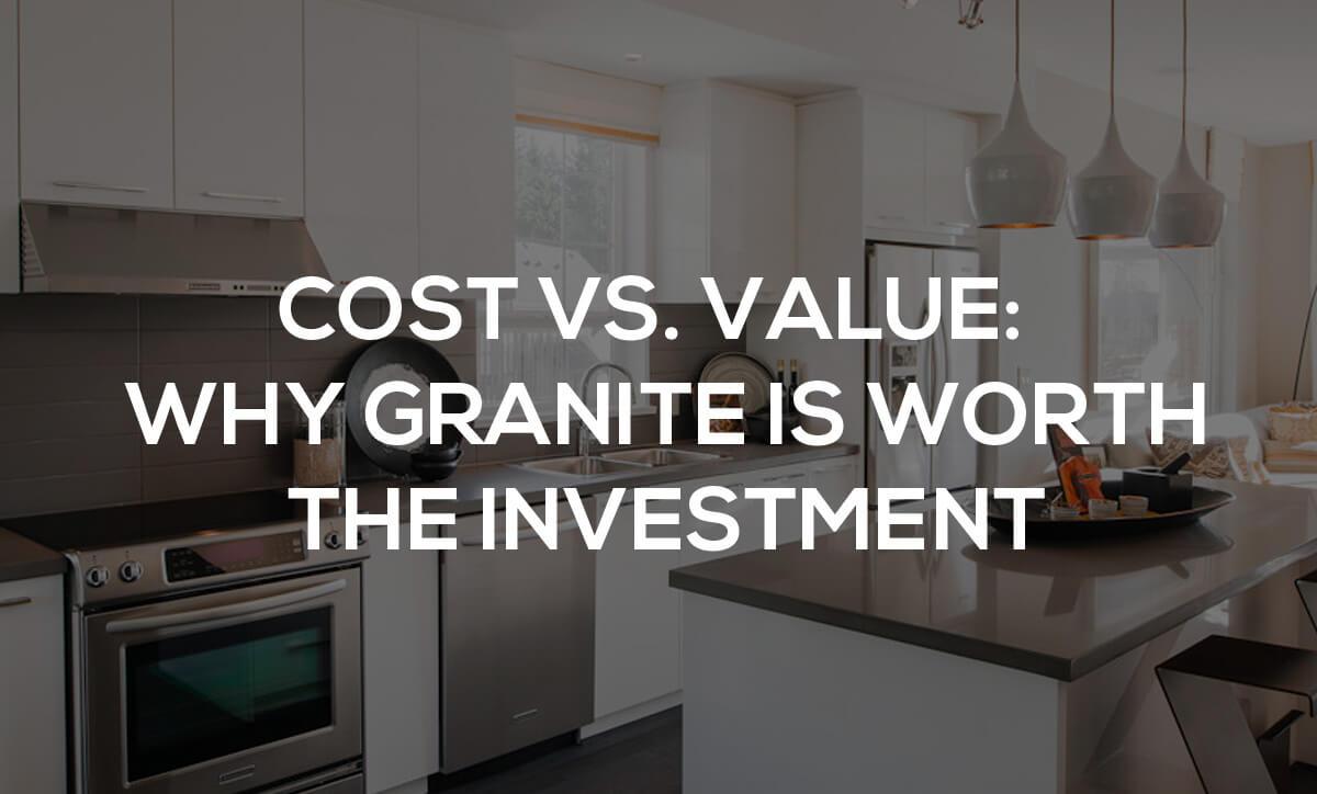 granite edmonton cost and value