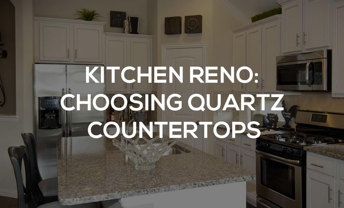 quartz kitchen renovations