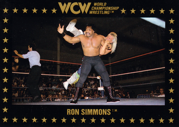 1991 Impel WCW Wrestling - Gallery   Trading Card Database