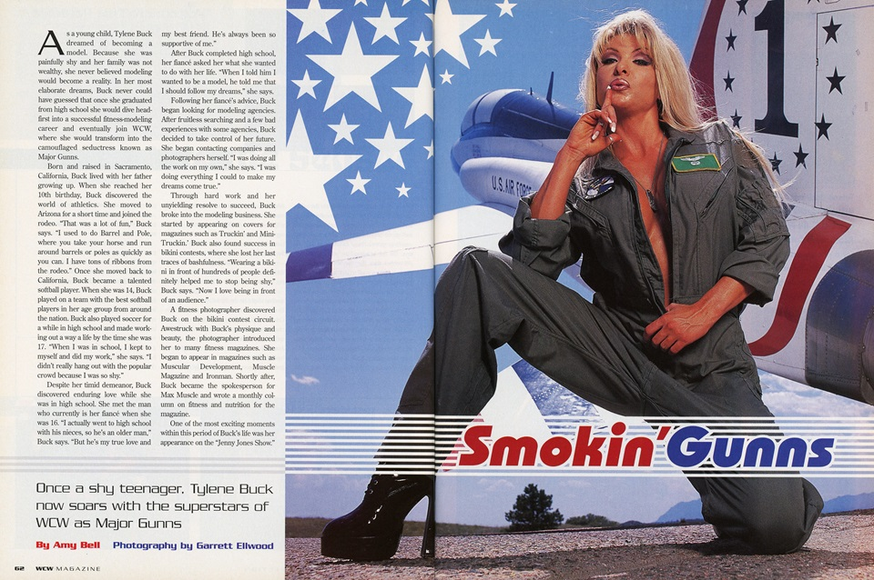 Full Magazine Scans: WCW Magazine #67 [November 2000] - WCW