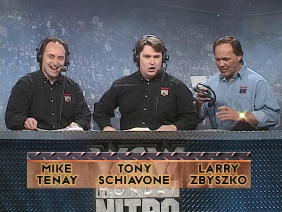Review: WCW Monday Nitro [December 29, 1997] - WCW Worldwide