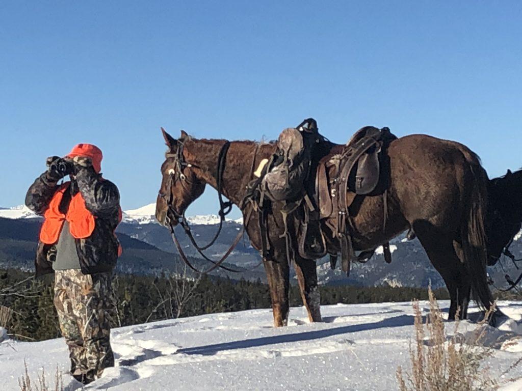 Montana broken hart adventures scouting