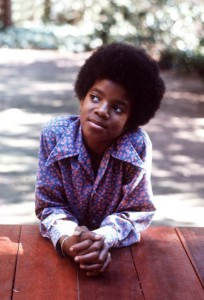 Michael Jackson teenager