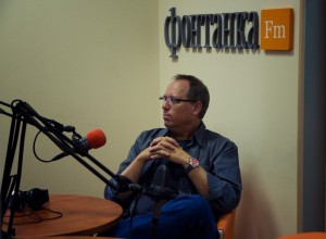 Fontanka radio interview
