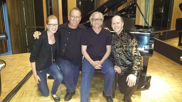 """Meeting Steve Porcaro and hearing """"Chicago 1945"""""""