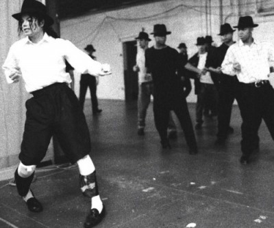Michael Jackson the dancer