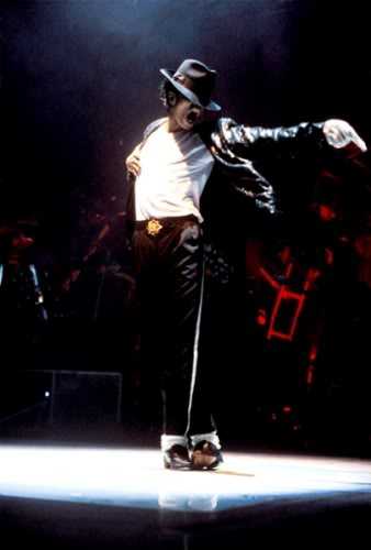 Michael Jackson Billie Jean dance