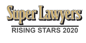 Super Lawyers Rising Stars 2020 - Daniel Hodsdon - East Bay Family Law and Mediation PC