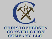Christophersen Construction Company L.L.C. Logo
