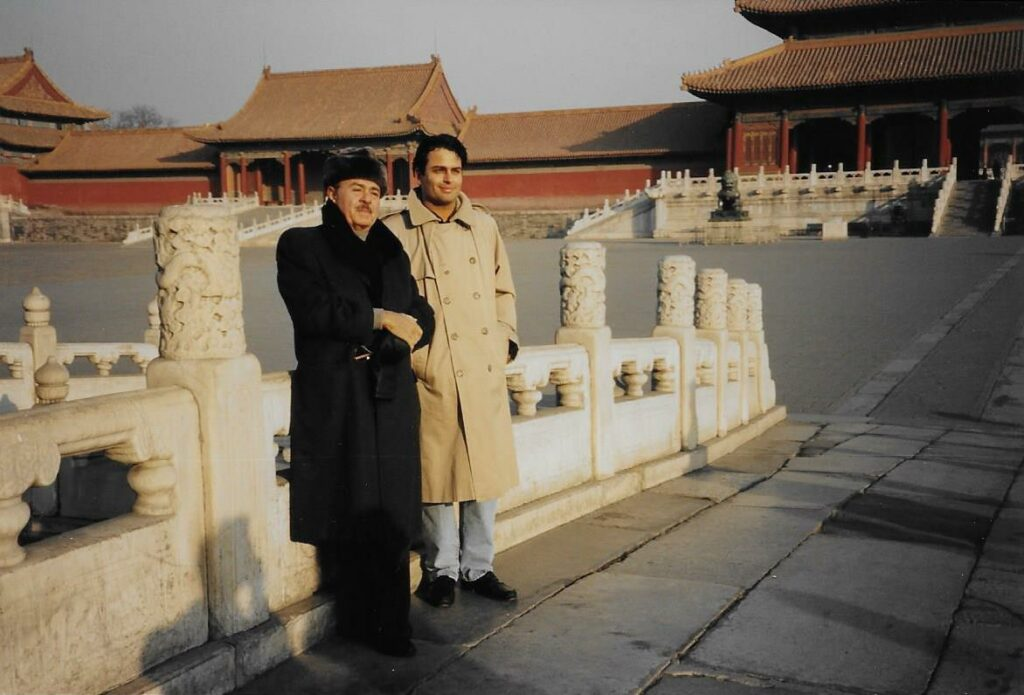 Adnan Khashoggi and Khalid Khashoggi
