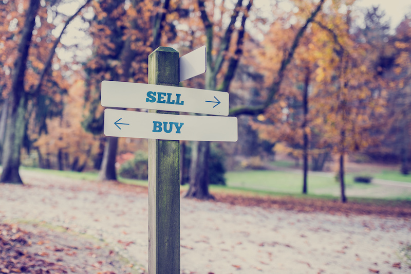 buy home, sell home