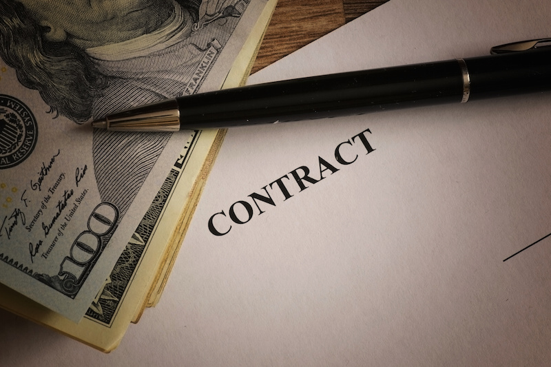 Can I get my earnest money back if I cancel my real estate contract?