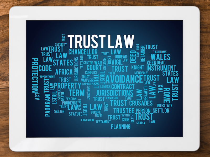 What is a spendthrift trust?