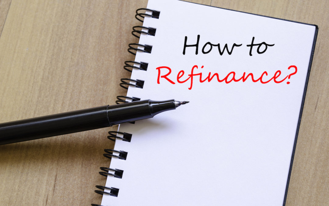 What you need to know to refinance a home if the home is in a trust