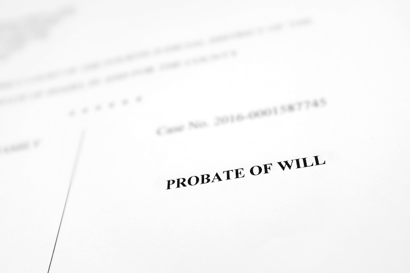 What are the requirements for a will to be valid?