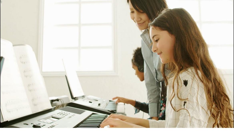 Music Friends Course (ages 8 – 12)