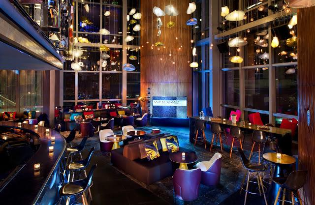 VINTAGE NIGHT AT WOOBAR W HOTEL HONG KONG