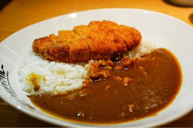 SHIROKUMA CURRY Japanese Curry Sheung Wan Hong Kong