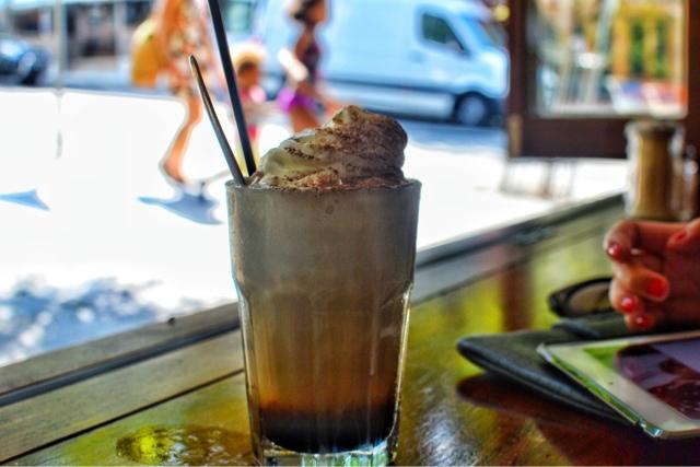 LE PARIS-GO CAFE Bondi Beach Sydney