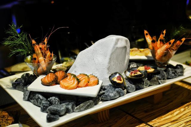 FINDS Restaurant & Bar The Luxe Manor Hotel TST Hong Kong
