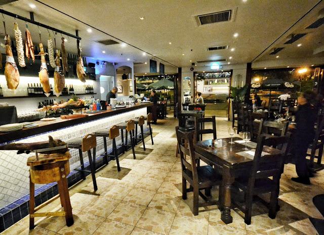 PICO TAPAS WINE BAR Spanish Restaurant TST Hong Kong