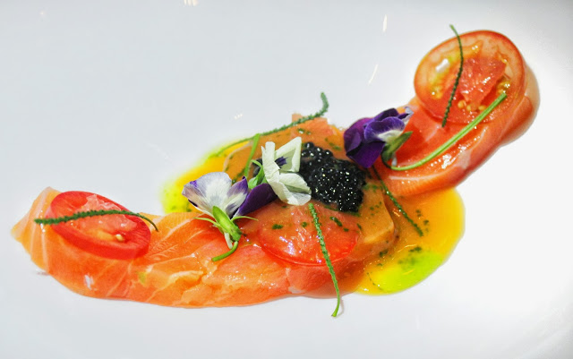 PENFOLDS WINE DINNER SET MENU AT WHISK Mira Hotel TST Hong Kong