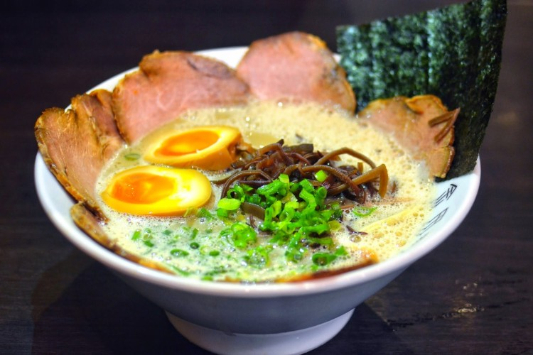 HONG KONG'S BEST RAMEN SHOPS