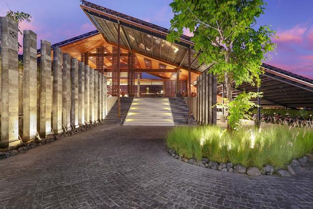 THE SANTAI Umalas Bali