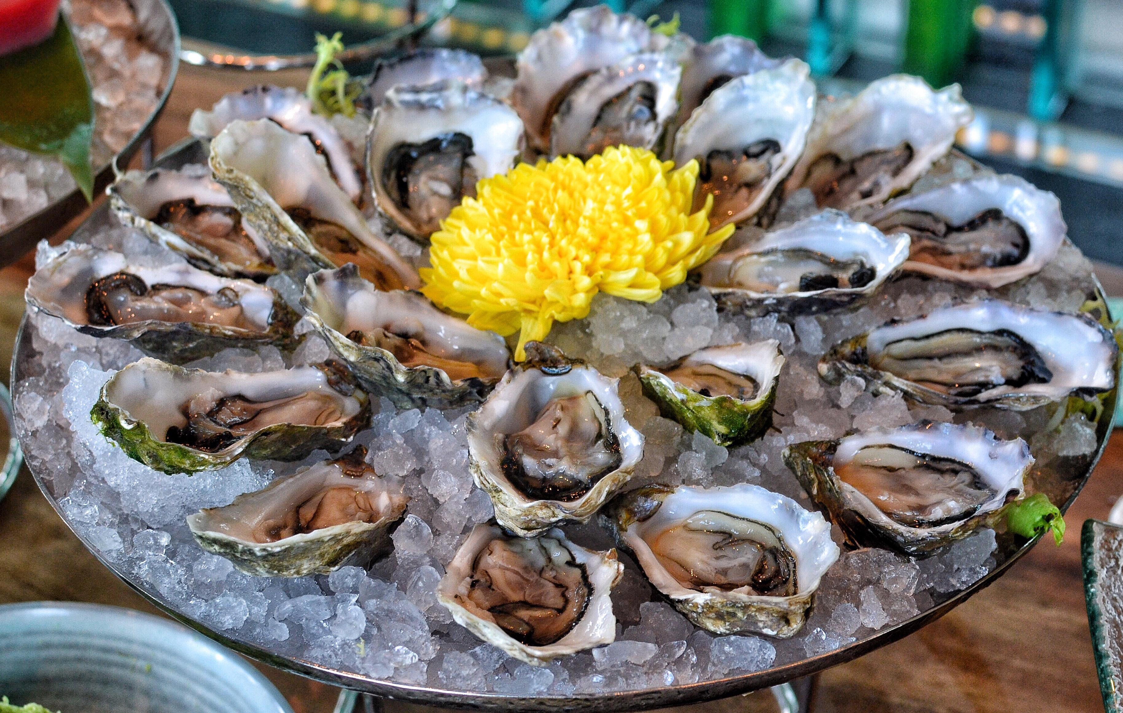 Seafood Room S Sunday Brunch Hong Kong Hungry Hong Kong