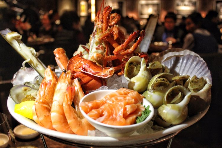 BOSTONIAN SEAFOOD & GRILL The Langham Hong Kong