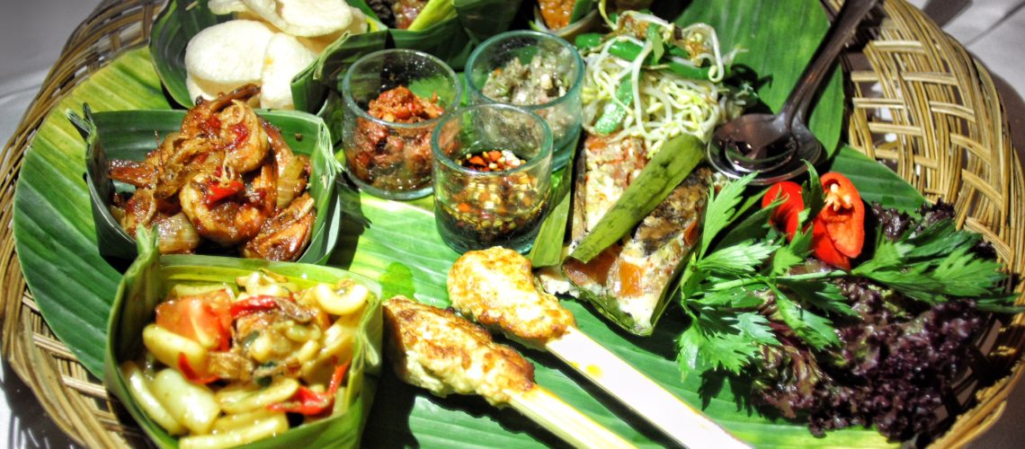 ISLAND OF THE GODS IN-VILLA DINING EXPERIENCE AT THE PAVILIONS BALI