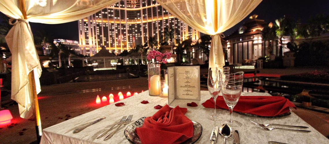 DESTINATION DINING AT BANYAN TREE MACAU
