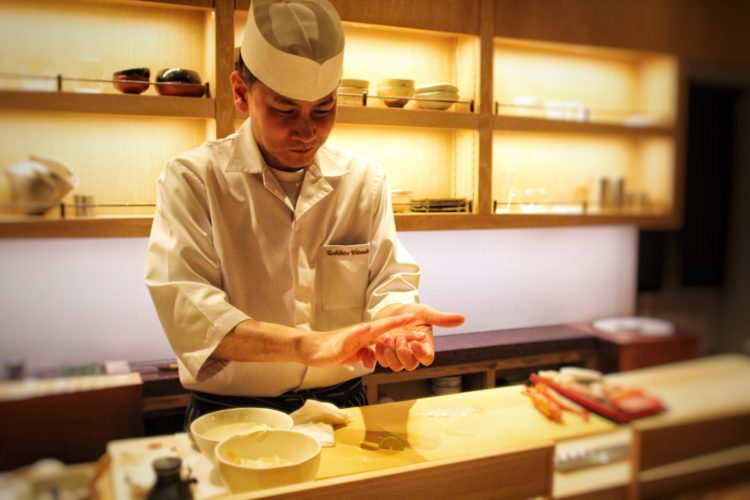 THE SUSHI Andaz Tokyo