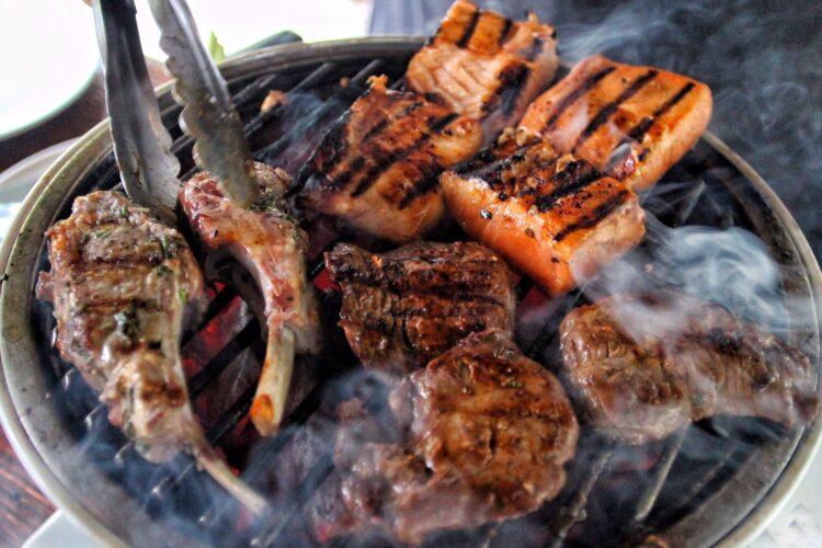 In-Villa BBQ at The Banjaran Hotsprings Retreat