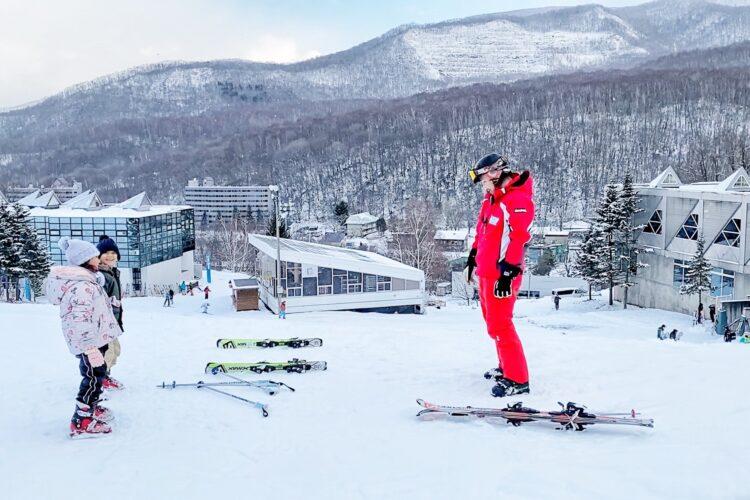 Asari Ski Resort, Hokkaido