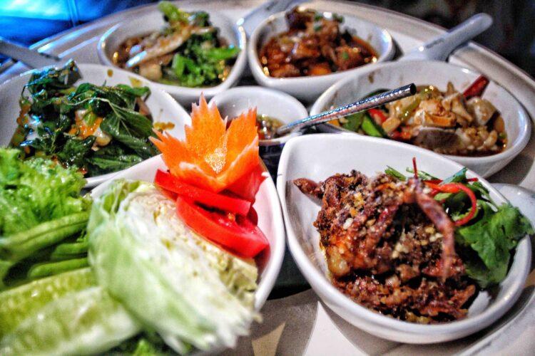 Four Regions Tasting Menu at SALA Restaurant Phuket