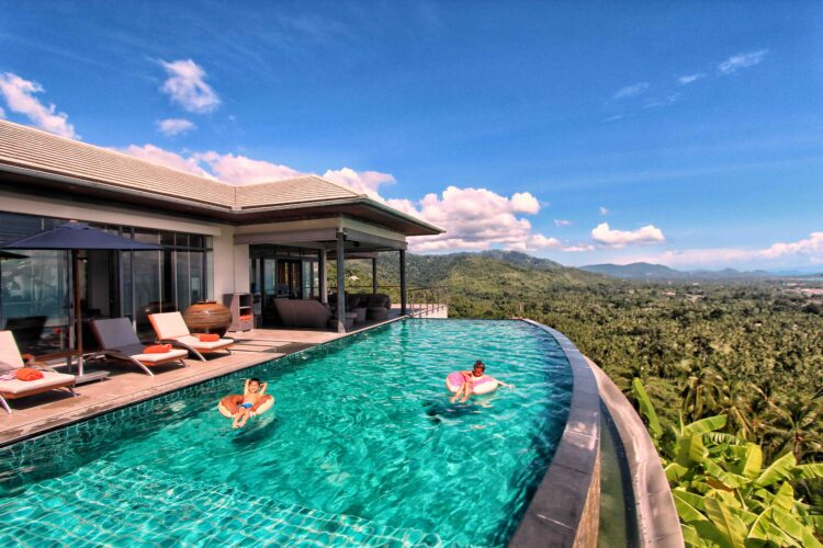BAAN VIEW TALAY WITH THE LUXE NOMAD AND LUXURY VILLAS & HOMES