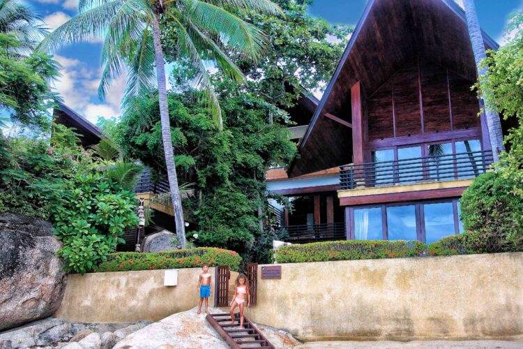 Baan Hinyai with The Luxe Nomad and Luxury Villas & Homes