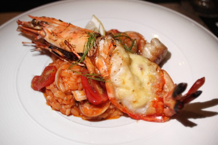 Limoncello Italian Restaurant at Dusit Thani Krabi Beach Resort