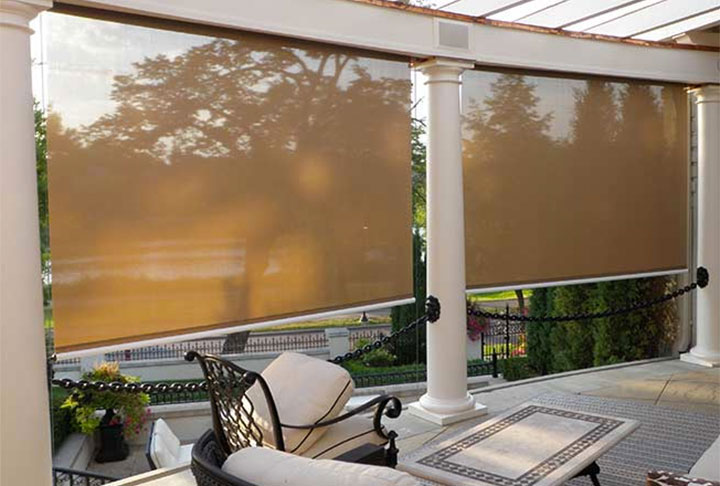 Sunesta Sunroll Retractable Screen
