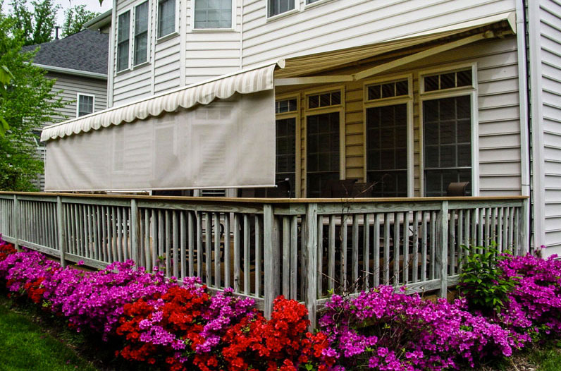 Browse our selection of Sunesta retractable awnings
