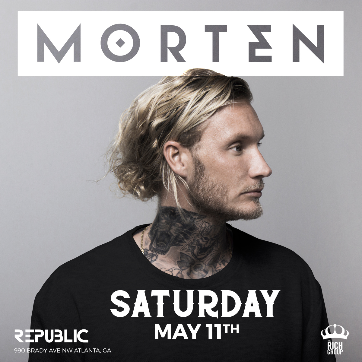 MORTEN @ Republic Lounge 5.11  Copy