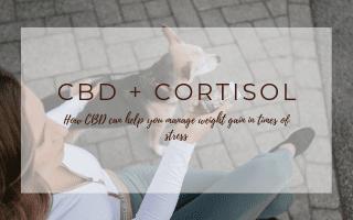cbd and cortisol