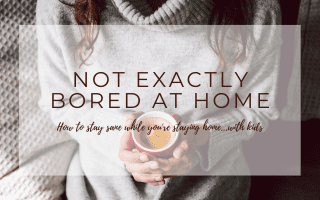 how to stay sane while you stay home