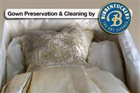 The Three Steps It Takes to Ensure Lifetime Wedding Gown Preservation