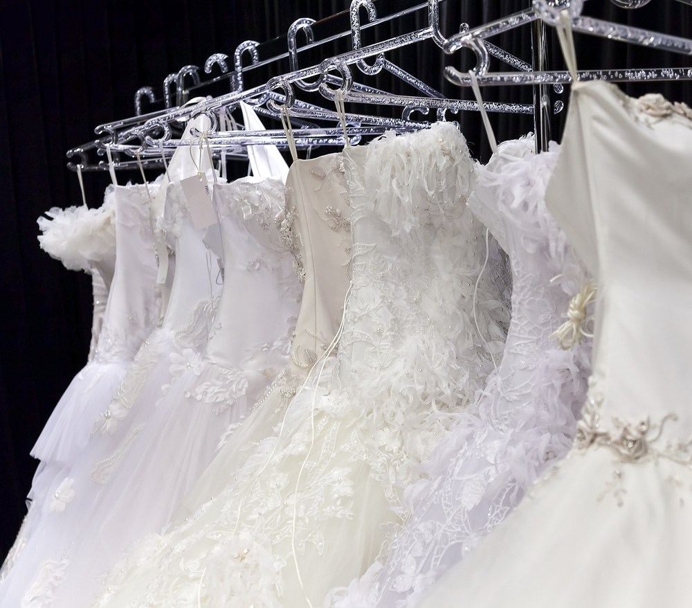 """Say """"I Do"""" to Professional Wedding Dress Cleaning and Preservation"""