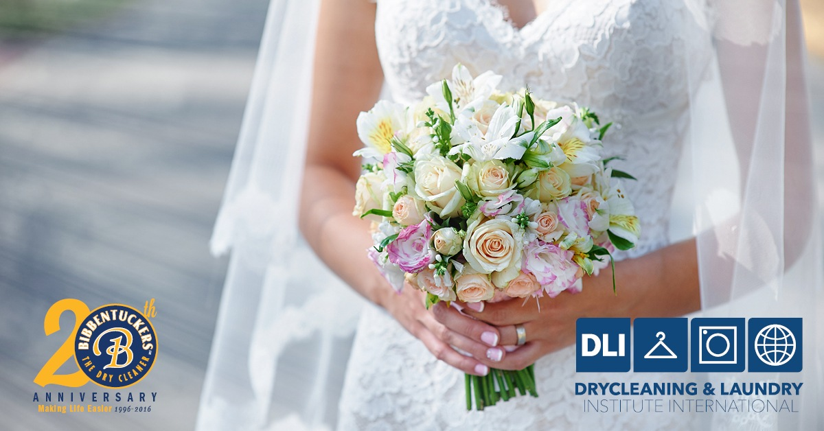 Caring for your Wedding Gowns